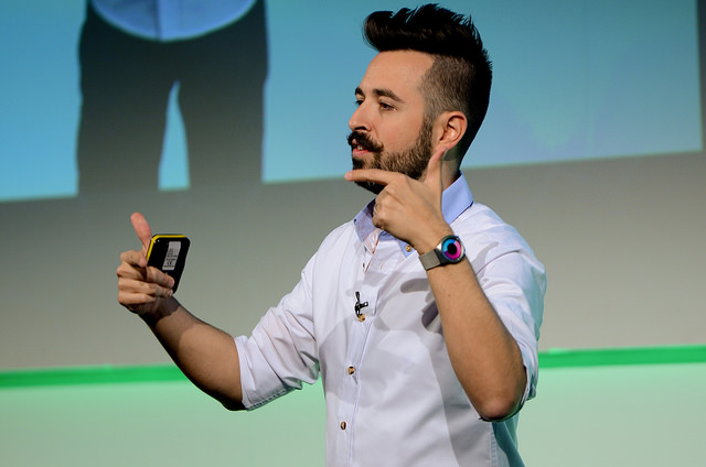 Rand Fishkin at SearchLove London
