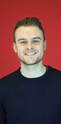 Andrew Tweddle, Content Marketing Manager image