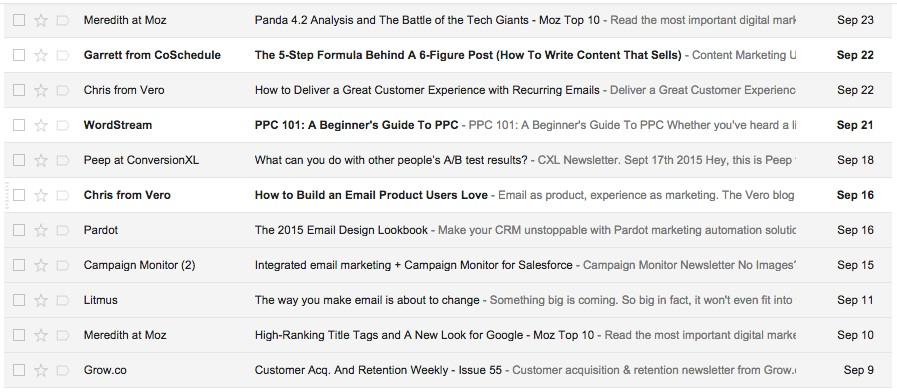 Tactics for Better Looking Email Marketing in a Mobile World ...