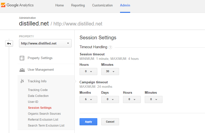 google analytics campaign tracking tutorial