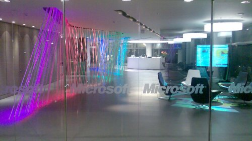 Microsoft's London office