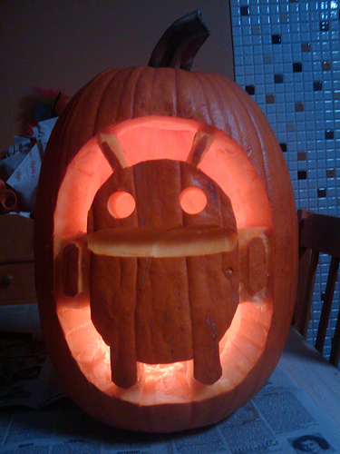 Android Pumpkin