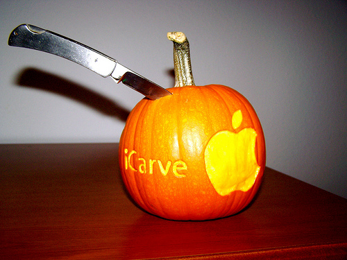 Apple Mac Pumpkin
