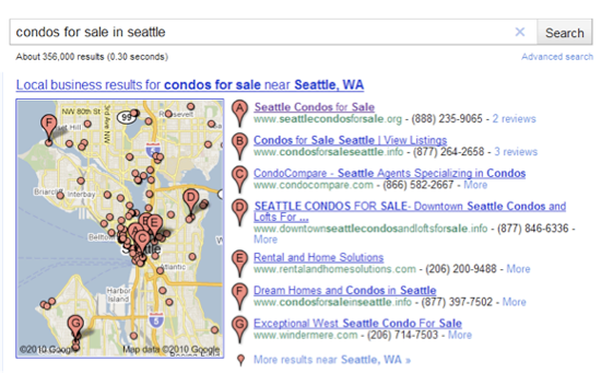 Search for Condos in Seattle