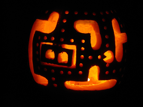 80s characters carved in pumpkins rediscover the 80s