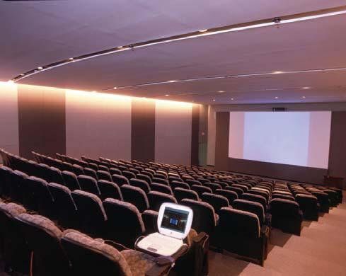 Pan American Life Center auditorium