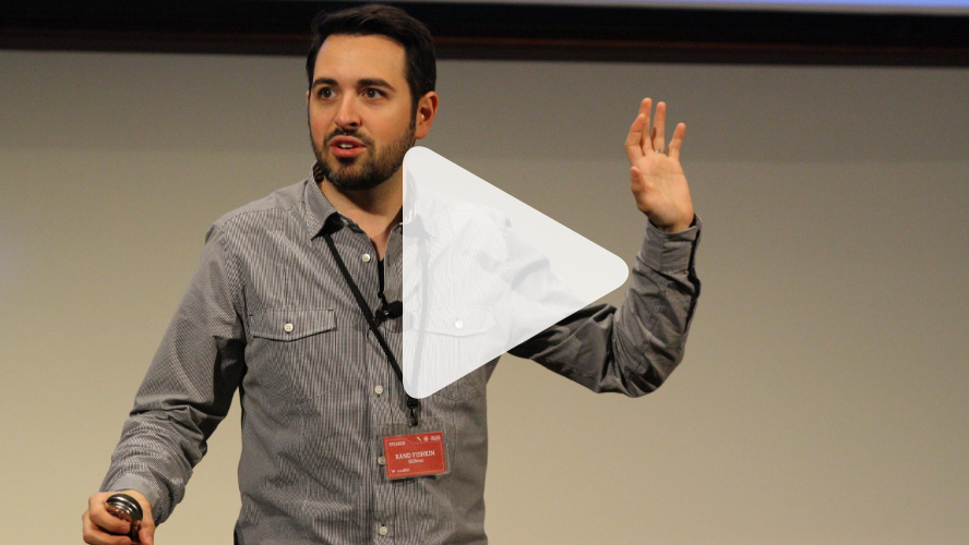 Blended and verticals - Rand Fishkin