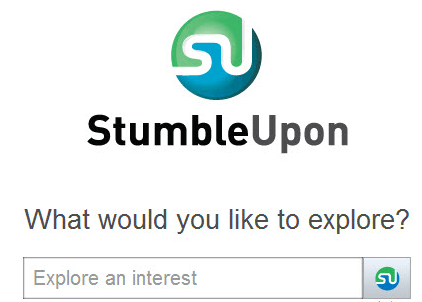 StumbleUpon Interest