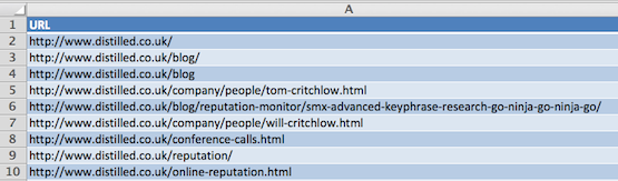 Ediblewildsus  Personable Microsoft Excel For Seos  Distilled With Foxy Top Pages Report From Open Site Explorer With Beauteous Creating A Drop Down In Excel Also Save Excel As Pipe Delimited In Addition Excel Skills Assessment And Excel  Checkbox As Well As Excel File Formats Additionally Sort Alphabetically Excel From Distillednet With Ediblewildsus  Foxy Microsoft Excel For Seos  Distilled With Beauteous Top Pages Report From Open Site Explorer And Personable Creating A Drop Down In Excel Also Save Excel As Pipe Delimited In Addition Excel Skills Assessment From Distillednet