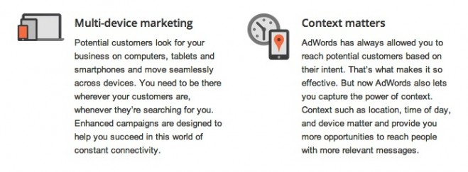 Multi Device and Contextual PPC Advertising