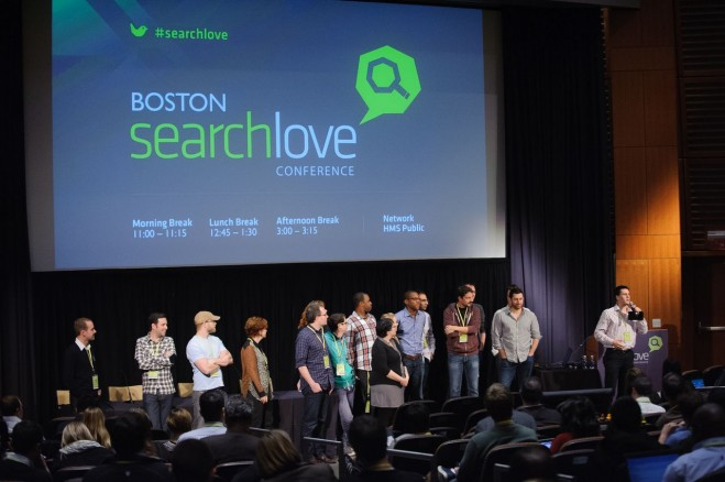 SearchLove Boston_all the speakers