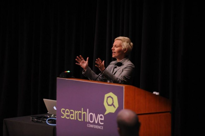 Abby Covert - Search Is the Front Door To User Experience