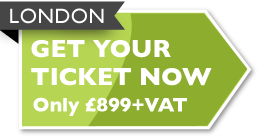 Get your ticket now to SearchLove London 2013!